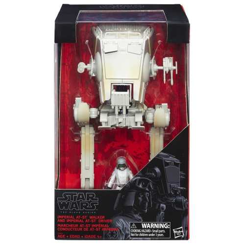 Figura At- St Walker The Black Series Star Wars