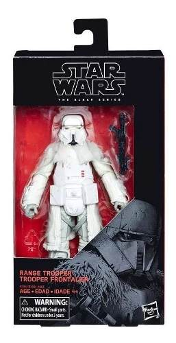 Figura Range Trooper Star Wars The Black Series 6 Pulgadas