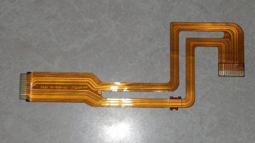 Flex P/ El Lcd De La Videocámara Sony Dcr-hc30 Y + Mod.