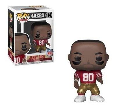 Funko Pop Football # 114 Jerry Rice San Francisco 49ers Nfl