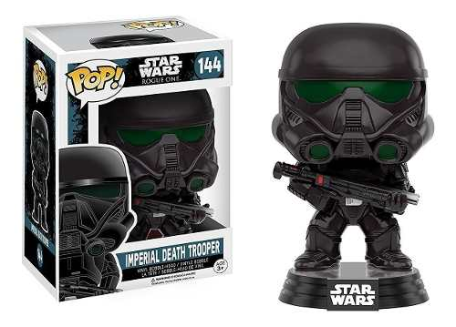 Funko Pop! Imperial Death Trooper #144 Envio Gratis Dhl