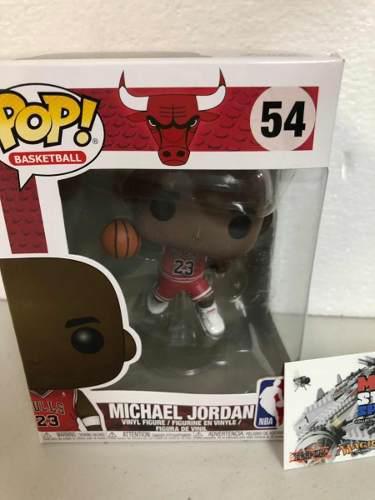 Funko Pop Michael Jordan #54 Listo Para Enviar