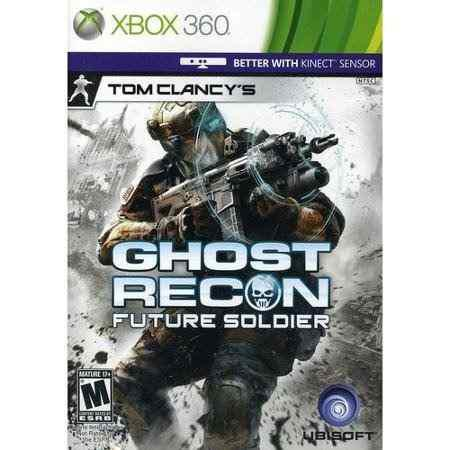 Ghost Recon Future Soldier Xbox 360 Nuevo Facturamos!!