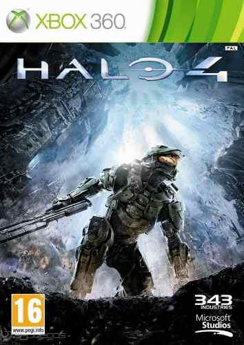 Halo 4 Xbox 360 Licencia No Requiere Envío Lea Bien