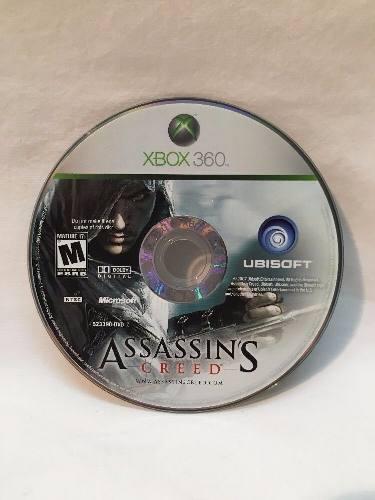 Juego Assassins Creed Usado Para Xbox 360 Blakhelmet C