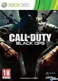 Juego Compatabile Para Xbox 360 Y Xbox One Black Ops 1