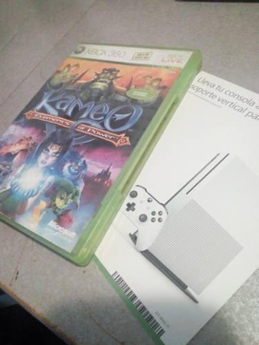 Juego De Aventura, Kameo Para Xbox 360