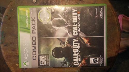 Juego De Call Of Duty Black Ops L Y Ll, Para Xbox 360 Nuevo