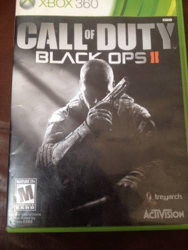 Juego De Call Of Duty Para Xbox 360