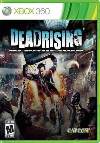 Juego Dead Rising Xbox 360 Nuevo Original