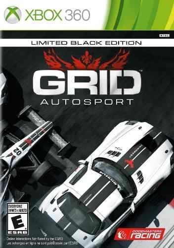 Juego Grid Autosport Xbox 360 Nuevo Original