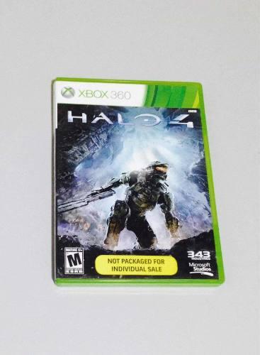 Juego Halo 4 Xbox 360