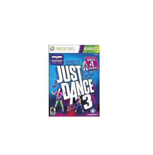 Juego Just Dance 3 Xbox 360 Nuevo Para Kinect Blakhelmet E