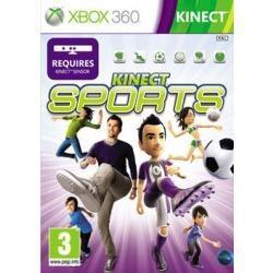 Juego Kinect Sports Xbox 360 Nuevo Original Blakhelmet E