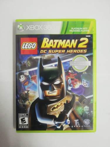Juego Lego Batman 2 Para Xbox 360 Nuevo Original
