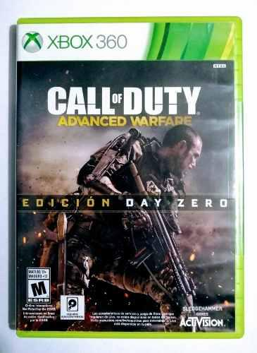 Juego Xbox 360 Call Of Duty Avanced Warfare Barato