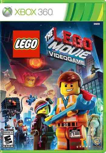 Juego Xbox 360 Lego The Movie Nuevo Sellado Envio Gratis