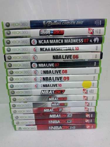 Juegos De Nba Xbox 360 2k13 2k12 2k11 2k10 2k11 2k10 2k9 2k8