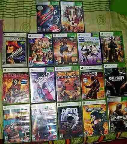 Juegos De Xbox 360 En Excelente Estado
