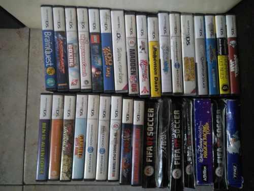 Juegos Para Nintendo Nds 3ds 2ds Varios