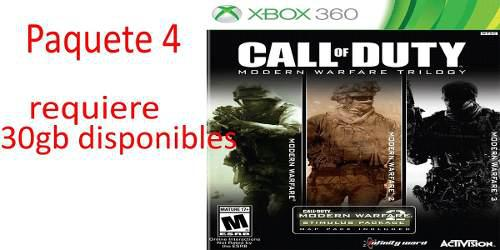 Juegos Para Xbox 360 Digitales Call Of Duty Modern Warfare