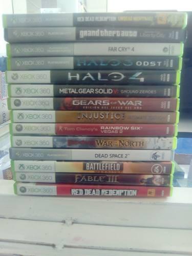 Juegos Xbox 360 Pack 14 Juegos A $250 Originales