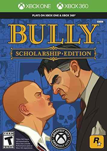 Juegos,bully Scholarship Edition - Xbox 360..