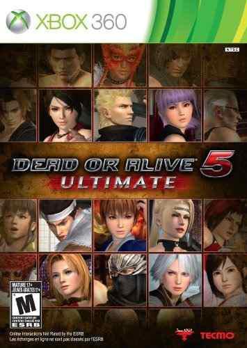 Juegos,dead Or Alive 5 Ultimate - Xbox 360