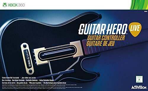 Juegos,guitar Hero Live Guitar Controller, Xbox 360, Sin..