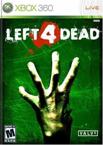Juegos,left 4 Dead - Xbox 360