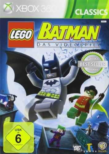 Juegos,xbox 360 Lego Batman The Videogame