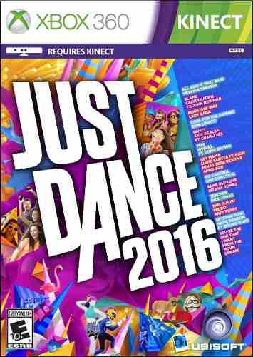 Just Dance 2016 Kinect Nuevo Xbox 360 Blakhelmet E