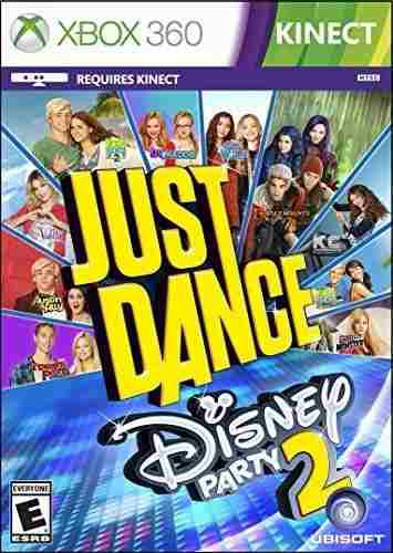 Just Dance Disney Party 2 - Xbox 360 Blakhelmet E