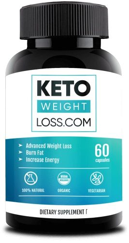 Keto Weight Loss 2 Frascos Con Sello Original + 1 Gratis