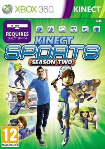 Kinect Sports 2 Para Xbox 360 Nuevo Sellado
