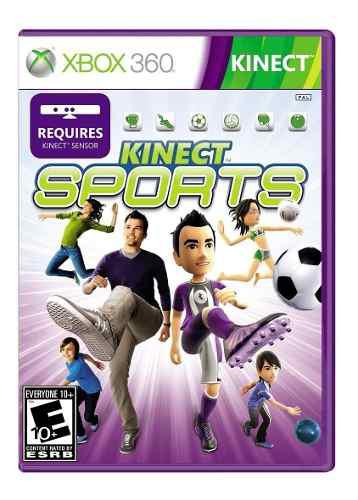 Kinect Sports Xbox 360 Nuevo Sellado