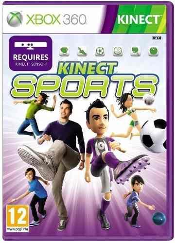 Kinect Sports Xbox 360 Nuevo Y Sellado Envio Express