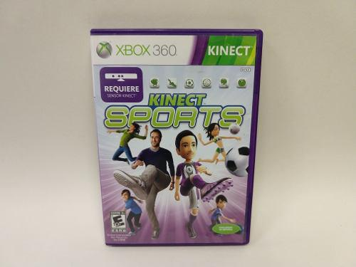 Kinect Sports Xbox 360 Original Impecable Garantizado !!!