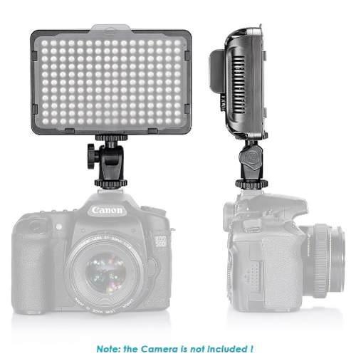 Lampara De 176 Leds Para Camara Dslr Y Videocamara Msi