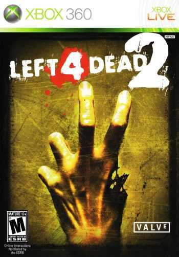 Left 4 Dead 2::.. Para Xbox 360 En Start Games