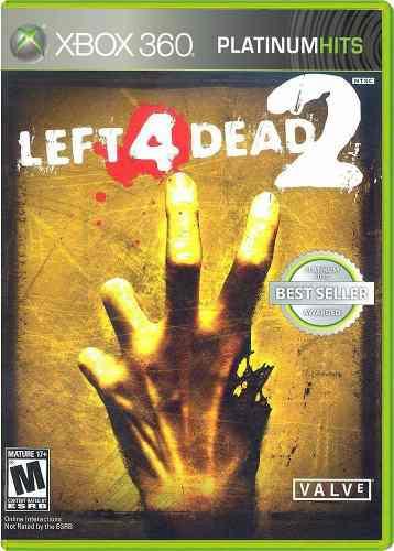 Left 4 Dead 2 Para Xbox 360 En Wholegames !!!