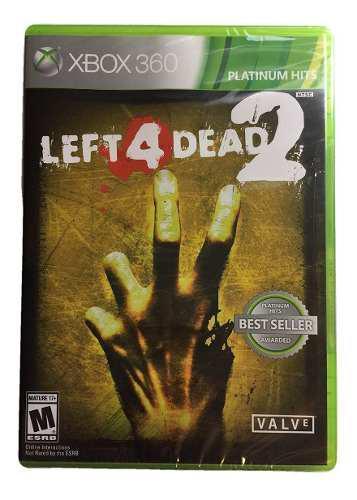 Left 4 Dead 2 Para Xbox 360 Nuevo Blakhelmet E