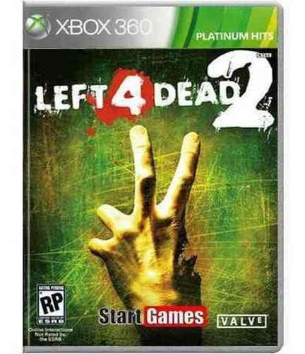 Left 4 Dead 2 Xbox 360 Nuevo Y Sellado Juego Videojuego