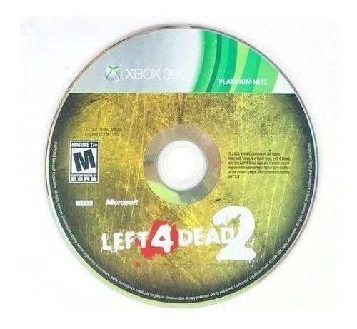 Left For Dead 2 Left 4 Dead 2 Xbox 360 Usado Blakhelmet E C