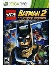 Lego Batman 2 Dc Super Heroes Xbox 360 Nuevo::..
