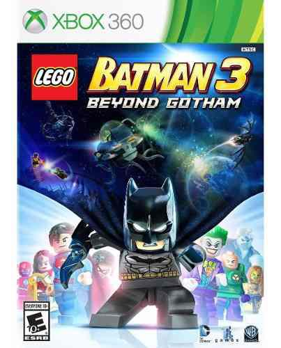 Lego Batman 3 Beyond Gotham.-x360