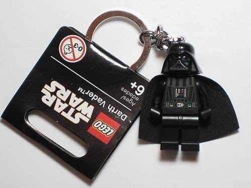 Llavero Darth Vader Lego Star Wars Original Llaveros Mayoreo
