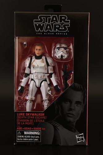 Luke Skywalker Death Star Escape Stormtrooper Black Series
