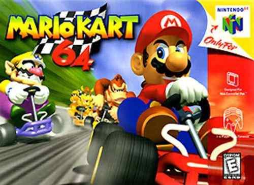 Mario Kart, Mario 64, The King Of Figthers Del 94 Al 2002.