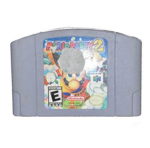 Mario Party 2 Para Nintendo 64 (remate)